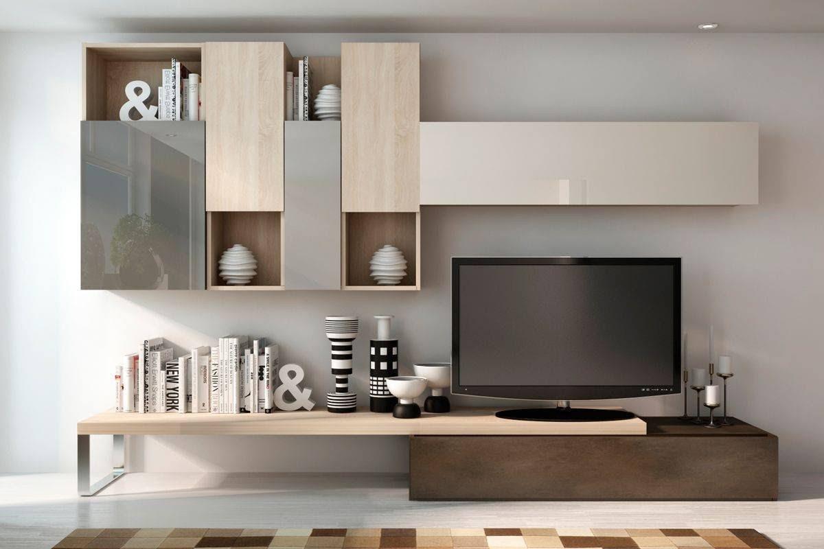 17 Outstanding Ideas For TV Shelves To Design More ...
