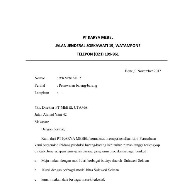 contoh surat kuasa pidana contoh l