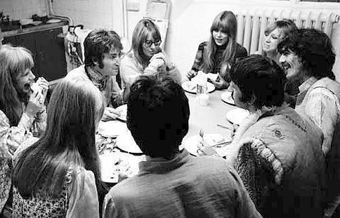 Beatles, Wives & Marianne Faithfull