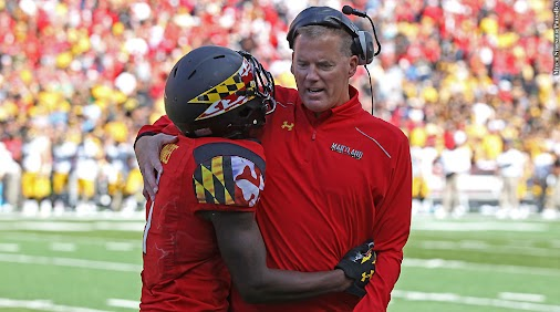 Ex-Terps Coach Randy Edsall: Stefon Diggs 'Always Had A Flair For The Dramatic'