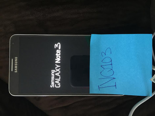 Samsung Galaxy Note 3 (Sprint) For Sale - $230 on Swappa (IVQ103)