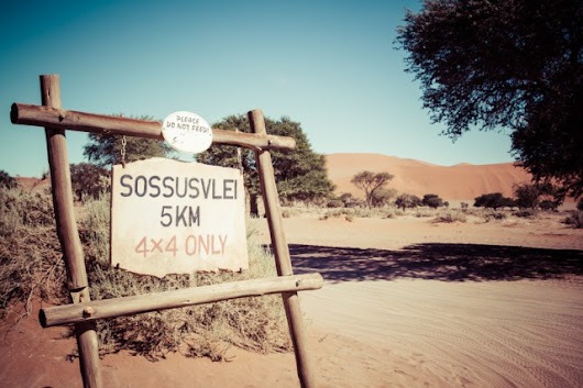 Tips for the perfect road trip in Namibia (Incl. V I D E O)