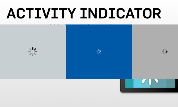 Activity-indicator-new-cool-jquery-plugins-2011
