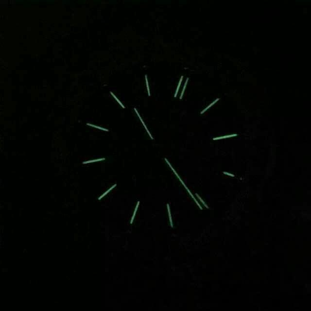 Audemars Piguet 15400 Dial Lume