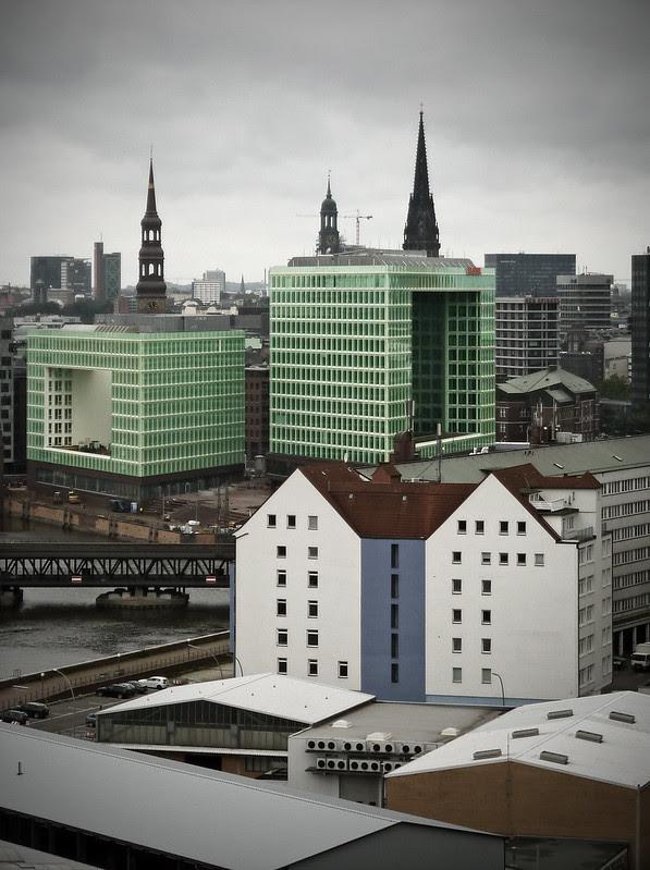 Neues Verlagshaus, 'SPIEGEL HQ', Schmidt Hammer Lassen architects, 2011. / 092011