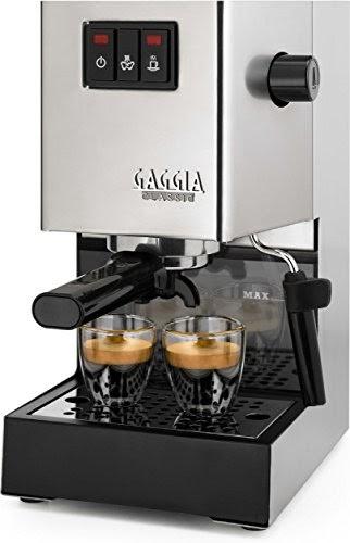 GAGGIA Macchina Caffe caff/é manuale GRANGAGGIA Deluxe SB RI8425//11