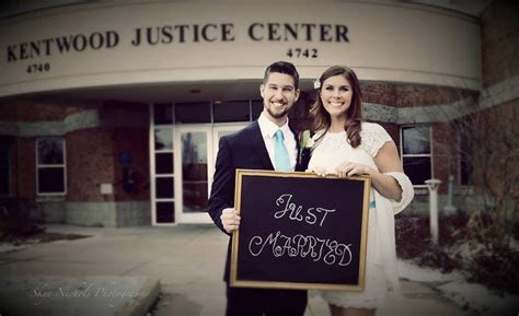Courthouse wedding/ justice of the peace   Wedding