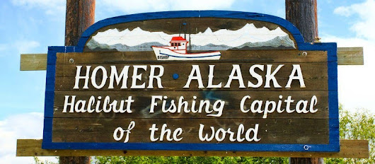 Halibut Charter Homer Alaska booked by Robert Vegas Bob Swetz