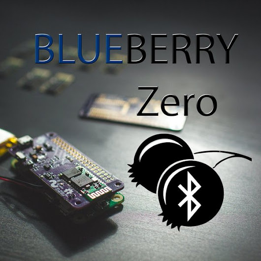 Blueberry Zero - Keep your Pi in your Pocket