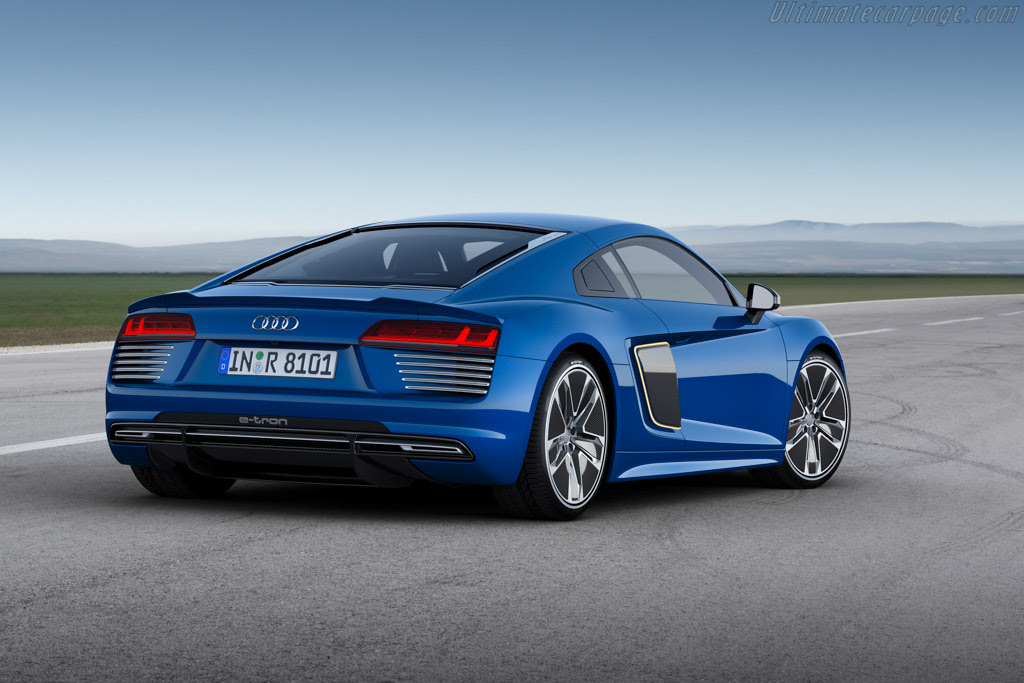 Picture Of An Audi R8 New Cars Review