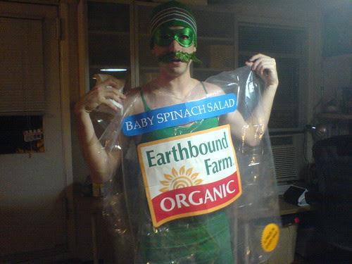 Bad Spinach! por kansasliberal.