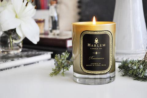 """""""Renaissance"""" luxury candle (large 12 oz) - Harlem Candle ..."""