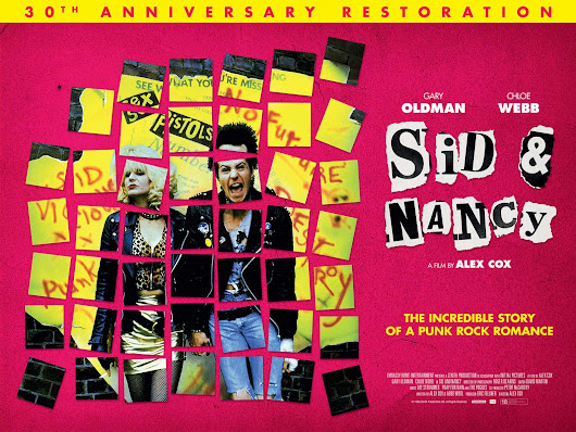 WIN 2 PAIRS OF TICKETS FOR SPECIAL 'SID AND NANCY' SCREENING