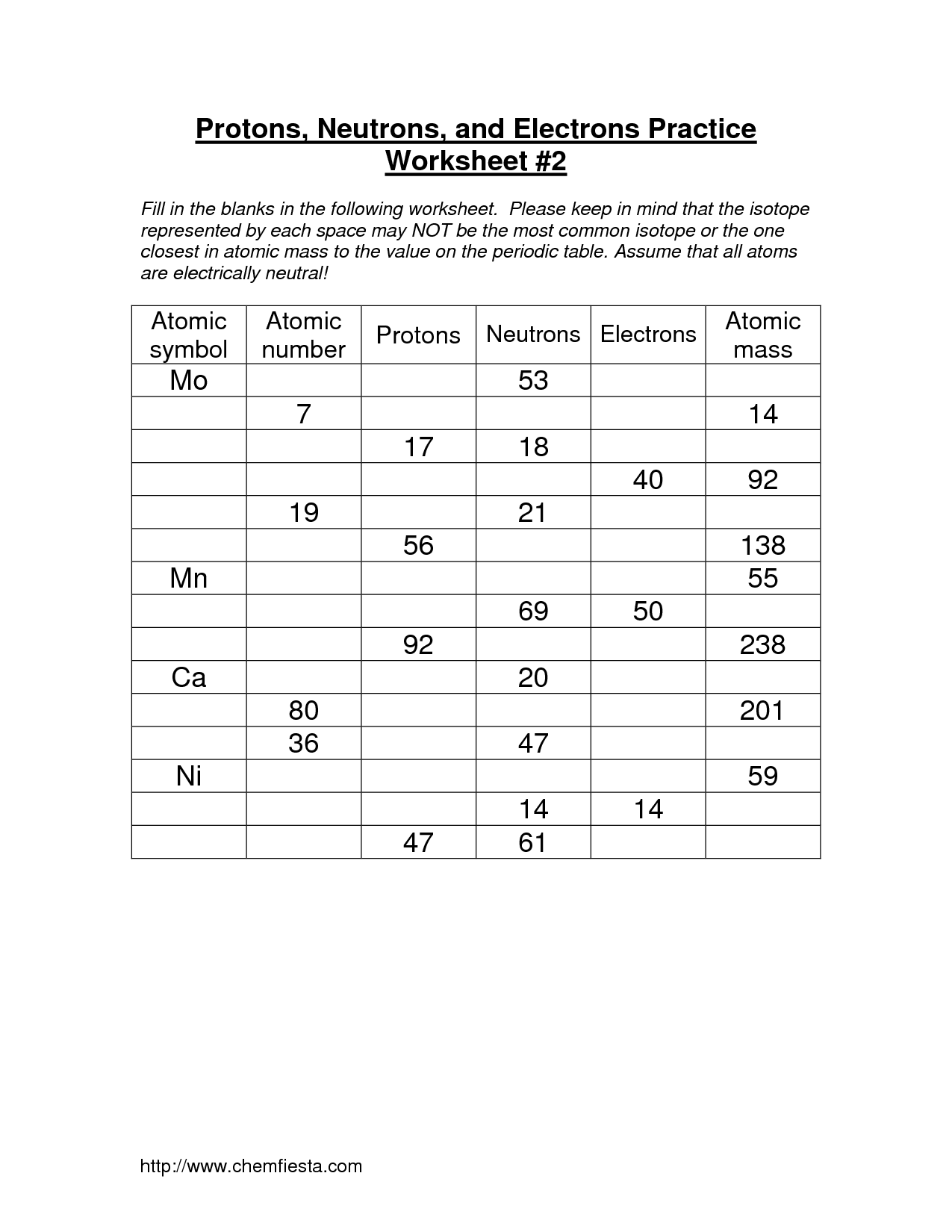 92 PDF CHEMISTRY PERIODIC TABLE WORKSHEET ANSWER KEY HD ...