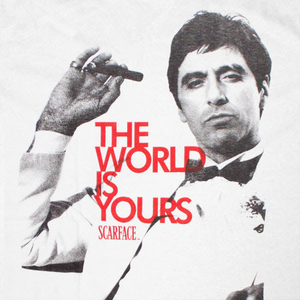 59 Quote Scarface He Lived The American Dream With A