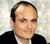 Philippe Val, editor of Charlie Hebdo