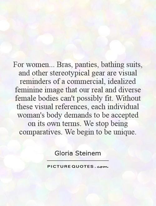 For Women Bras Panties Bathing Suits And Other Picture Quotes