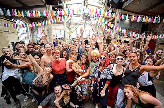 Morning Gloryville Berlin - faire la fête avant le boulot !