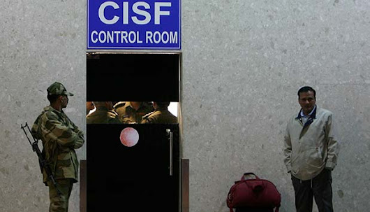 CISF constable kills himself with service rifle at Chennai Airport
