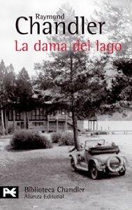 Resultado de imagen de la dama del lago raymond chandler portada