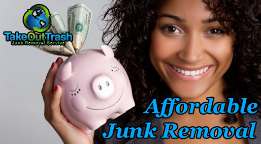 Take Out Trash Junk Removal Service — takeouttrash:   FINALLY! Affordable junk removal...