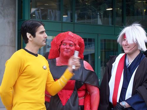 spock at celebration iv