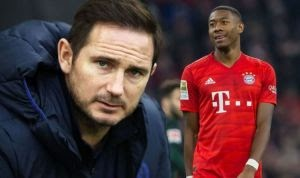 Agent Pini Zahavi To Help Chelsea Seal David Alaba Transfer In January
