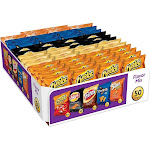 Frito-Lay Flavor Mix Variety Pack - 1 oz. - 50 ct. by Jekema