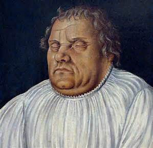 Resultado de imagen para Luther heretic