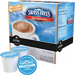 Swiss Miss Milk Chocolate Hot Cocoa K-Cups - 16 count, 0.52 oz each