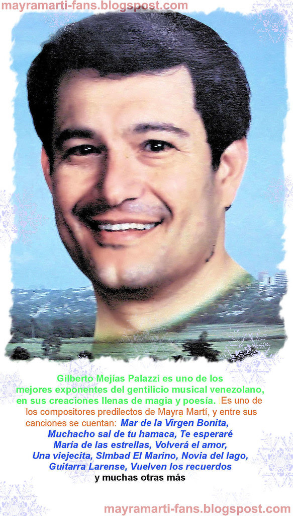 Gilberto Mejías Palazzi -compositor
