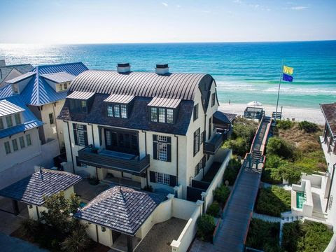 Paradise By The Sea Geothermal Heating and Cooling of Rosemary Beach - Atlanta Geothermal | Geothermal Contractor| Heating and Air