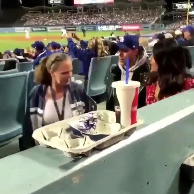 WATCH Priyanka Chopra arrives to watch a baseball game at LA Dodgers with Nick Jonas