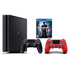 PlayStation 4 Slim Uncharted 4 Bundle - 500 GB - Black - includes DualShock 4 Wireless Controller