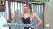 Fernanda Lacerda sensual na Record