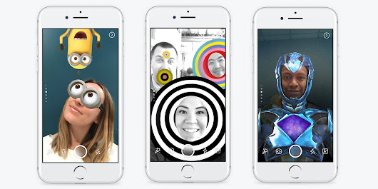 Facebook Adds Snapchat Features Like Lenses, Stories, and more | WIRED