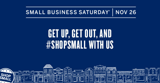Get Small Business Saturday marketing materials to help attract more customers.