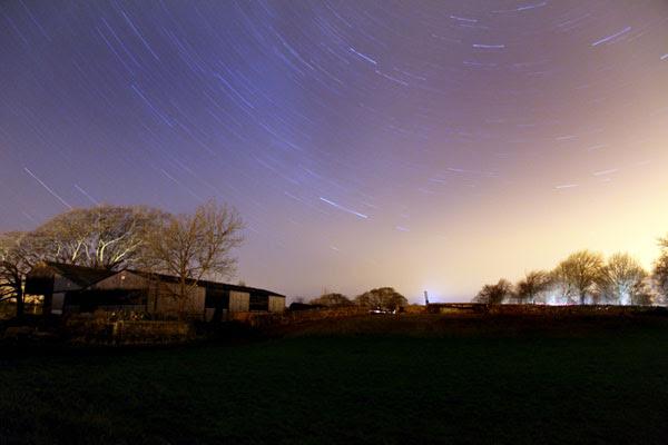 04D-2558 Star Trails