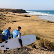 Get a Free Surf Holiday in Fuerteventura