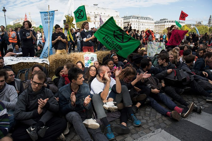 Extinction Rebellion - Does Extinction Rebellion have a race problem? | FairPlanet : How can you help extinction rebellion?
