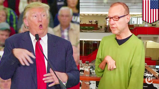 The True Story: Donald Trump Did Not Mock a Reporter's Disability