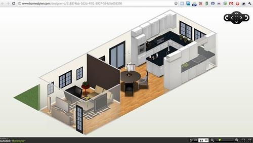 Organizando la cocina pulso digital - Distribucion casa alargada ...