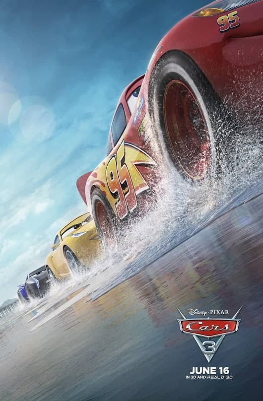 Cars 3 New Trailer and Free Printables ~ Faith And Family Fun