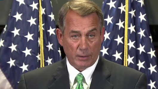 Boehner to Clinton: Turn over the server