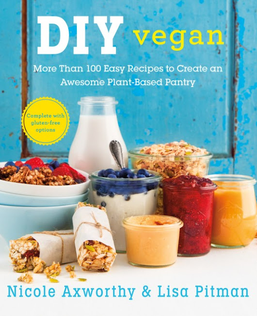A Dash of Compassion  » DIY Vegan pre-order news!