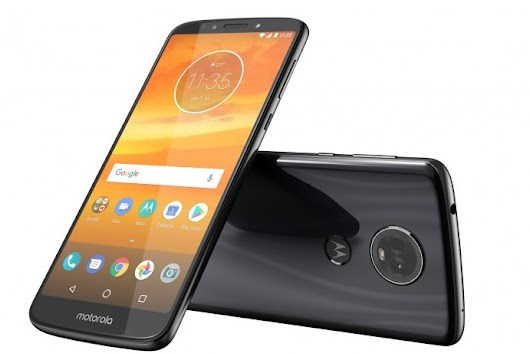 Motorola Just Launched Affordable Moto E5 To Take On Samsung And Xiaomi – Getting Geek