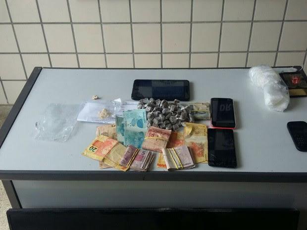 Traficante que engoliu droga foi encaminhado para UPA de Teixeira de Freitas (Foto: Ronildo / Teixeira News)