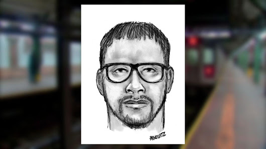 Suspect sought in groping of 8-year-old girl at Bronx subway station