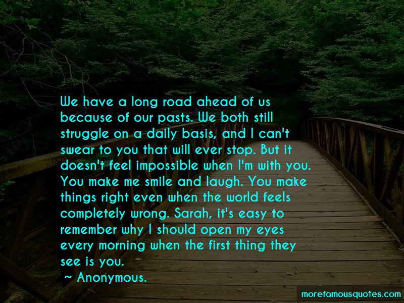 You Make Me Smile And Laugh Quotes Top 32 Quotes About You Make Me
