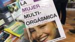 Diez libros de sexo que encontrarás en la Feria del Libro [FOTOS]